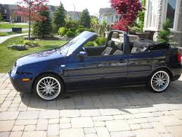 2001 Volkswagen Cabrio Specs and s