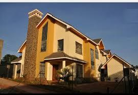 100 Maisonette Houses 4 Bedroom Maisonette Summerfields Estate Murage Estate Agents