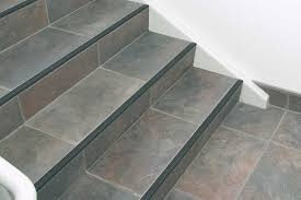 Tile Stair Nosing Trim by Tiles For Staircase Homes Zone