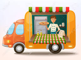 Mobile Italian Food Truck With Cooker. Car With Italian Food ... Guide To Chicago Food Trucks With Locations And Twitter Green Italian Pizza Street Food Truck Stock Vector Royalty Free The Biggest Food Truck In Berlin Riso Ttiamo Gluten Free Trucks Pinterest Ample Turnout For Inaugural Festival The Bennington Trucks Promotional Vehicles Manufacturer Luigi Raffaele Boccardis Express St Louis Creighton Ding On Craving Some Visit Our Local Mamma Mia Olive Garden Invades Bostons Next Level Truck Pizza Parlor Inside A 35 Foot Storage Photos Images