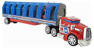 Amazon.com: Hot Wheels Power Drop Transporter - Red/Blue: Toys & Games Hot Wheels Trackin Trucks Speed Hauler Toy Review Youtube Stunt Go Truck Mattel Employee 1999 Christmas Car 56 Ford Panel Monster Jam 124 Diecast Vehicle Assorted Big W 2016 Hualinator Tow Truck End 2172018 515 Am Mega Gotta Ckc09 Blocks Bloks Baja Bone Shaker Rad Newsletter Dairy Delivery 58mm 2012 With Giant Grave Digger Trend Legends This History Of The Walmart Exclusive Pickup Series Is A Must And