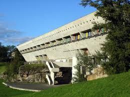 maison de la culture de firminy picture of site le corbusier