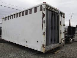 100 Johnson Truck Bodies 1900 24 FT Refrigerated Body For Sale Spokane WA