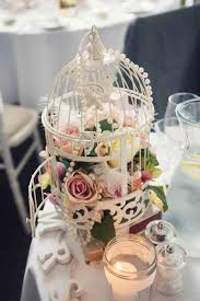 Bird Themed Table Decoration Ideas Decor Accents Rustic Table