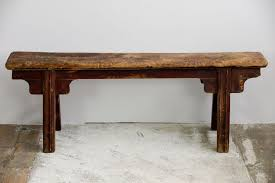 small antique fireplace bench for sale at pamono