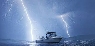 Be Prepared And Stay Safe During An Electrical Storm While Out At Sea