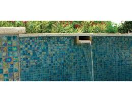 pool tile textures national pool tile arctic 1x1 glass series