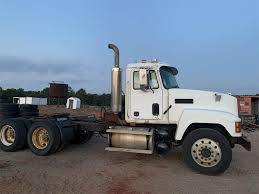 100 Day Cab Trucks For Sale 2001 Mack CH613 Tandem Axle Truck 400HP
