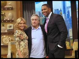 Kelly Ripa And Michael Strahan Halloween 2015 by Live With Kelly And Michael Deborah Mitchell Media Associates