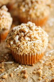 Although Its Really Hard To Stop At Yourself Just One Muffin Especially Since These Babies Are Loaded With A Mile High Crumbly Topping And Light