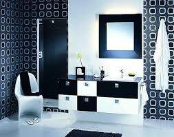 salle de bain cedeo une salle de bains en black white galerie photos d article 7 22