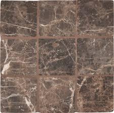emperador 4x4 tumbled tile colonial marble granite