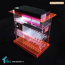 Acrylic E Liquid Display Box From China