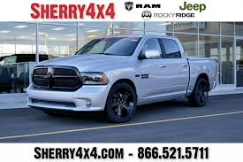 2018 Ram 1500 – Rocky Ridge Trucks Muscle Truck | 28264T | Paul ...