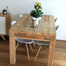 Industrial Dining Table Ideas Adorable Room And Best Pallet