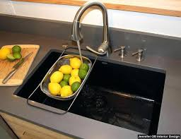 kitchen sink material pros and cons angular choices sinks types