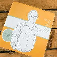 Ryan Gosling Coloring Book And The Pictures In This Colouring Book