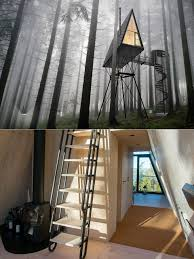 100 Minimalist Cabins PAN Treetop Feature Design Appear To Be Straight