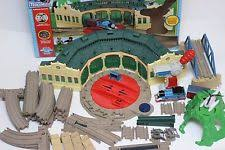 Trackmaster Tidmouth Sheds Ebay by Thomas R C Ebay