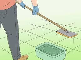 Preparing Subfloor For Tile Youtube by How To Install Travertine Tile With Pictures Wikihow