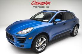 2018 Porsche Macan Pompano Beach FL 27157406