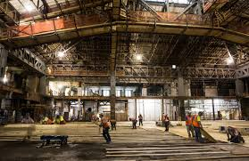 Manhattan s Farley Post fice Will Soon Be a Grand Train Hall