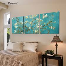 framed home decor canvas print painting wall gogh