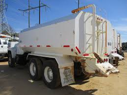 100 Water Truck Parts 1987 MACK R686ST WATER TRUCK VINSN1M2N179Y7HA006805 MACK DIESEL