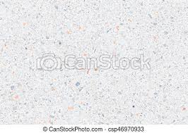 Terrazzo Floor Background White Texture And Surface Of