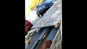 Wicked Tuna Boat Sinks a boat dock been pulled from water from sinking youtube