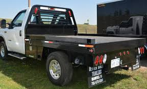 Proghorn Utility Flatbed Near Scott City KS | Flatbed Dealer