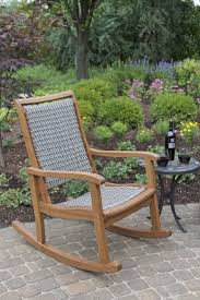 Garden Treasures Patio Furniture Cushions by Good Outdoor Rocking Chairs With Cushions U2014 Porch And Landscape Ideas