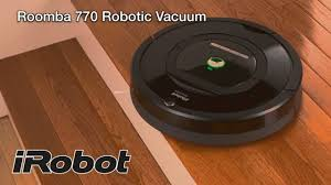 Roomba For Hardwood Floors Pet Hair by Roomba 770 Robotic Vacuum From Canadian Tire Youtube