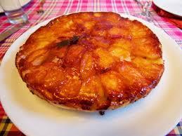 Tarte Tatin French Caramelized Apple Tart