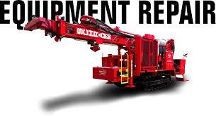 100 Bucket Truck Repair EQUIPMENT REPAIR Rotary Drill Service