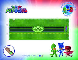 Pj Masks Gecko Coloring Pages Copy Pajama Hero Greg Is Gekko From Page
