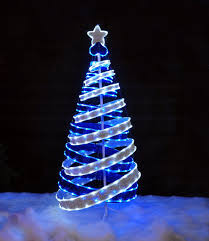 6ft Pre Lit Pop Up Christmas Tree by Pop Up Ribbon Christmas Tree Amazon Co Uk Kitchen U0026 Home