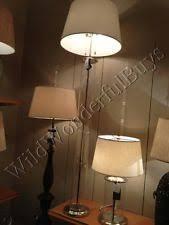 Pottery Barn Floor Lamps Ebay by Pottery Barn Glass Lamp Ebay