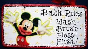 Mickey Mouse Bathroom Decor Walmart by Disney Mickey Mouse Bathroom Mickey Mouse Solo Bathroom Kitchen