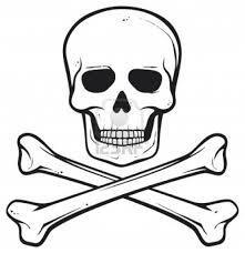 Pirate Ship Pumpkin Stencil by 26 Pirate Symbol Tattoos Collection