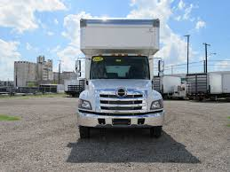 100 Custom Truck And Equipment 2019 New HINO 258ALP 26ft Moving With Ramp At Industrial