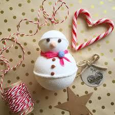 Frosty Snowman Christmas Tree by Frosty The Snowman Bath Bomb Honeybunch