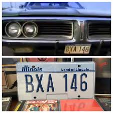Smashing Pumpkins Chicago 2015 by Memorabilia Monday 1979 Video License Plate The Official