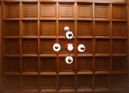 Tilton Coffered Ceiling Canada by Wood Ceilings Wood Ceiling New House Ceiling Designs