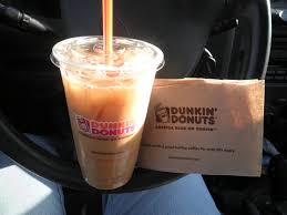 Pumpkin Spice Dunkin Donuts Vegan by The Thrifty Vegetarian Broken Cookies Don U0027t Count