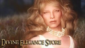 Apachii Divine Elegance Store at Skyrim Nexus mods and munity