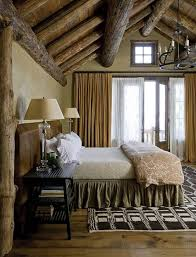 Simple Rustic Bedroom Ideas With Nice Area Rugs Style And Decor