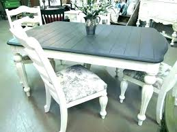 Chalk Paint Kitchen Table Painted Dining Ideas Tables Painting
