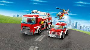 Shop Authentic GAMES & TOYS|LEGO Lego City Fire Station 80177 [80177 ...