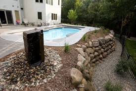 Inground Pools On Sloped Yard: 5 Ways To Build | Pool | Pinterest ... 25 Beautiful Leveling Yard Ideas On Pinterest How To Level 7 Best Landscape Design Images Ideas For Decorating Amazing Plan A Sloped Backyard That You Should Consider Triyaecom For Steep Various Design Steep Slope To Multi Level Living Landscaping Products Supplier Lounge Ding Area Multi Level Patio Photo Trending Backyard Sloping Retaing Wall Slope Down Flat Genyard Landscape Hilly Backyards Dawnwatsonme